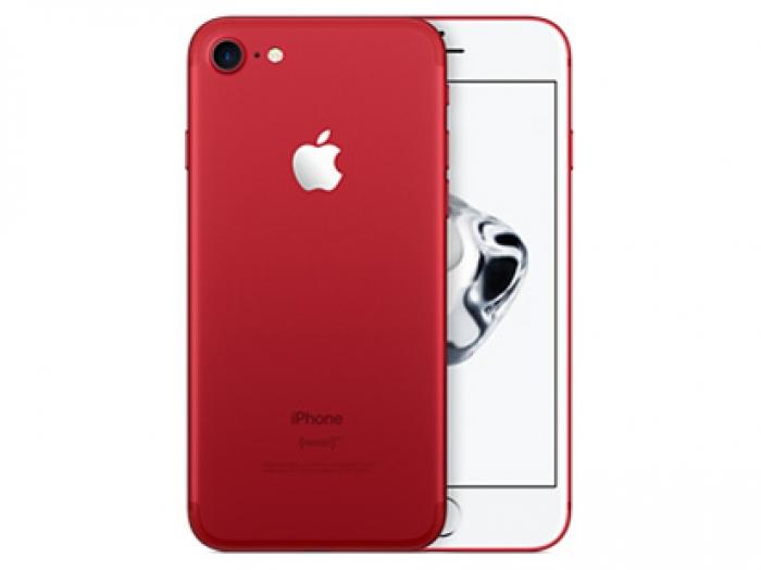 【中古】【白ロム】【SoftBank】iPhone7 128GBRED PRODUCT