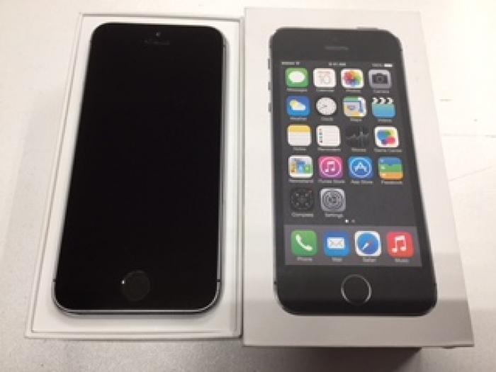 【中古】【白ロム】【SoftBank】iPhone5S 16GB ME332J/A スペースグレイ【ABランク】【〇判定】【送料無料】