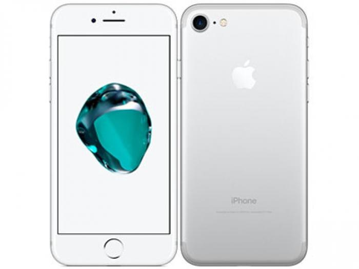 【中古】【白ロム】【au】iPhone7 32GB【ABランク】【〇判定】