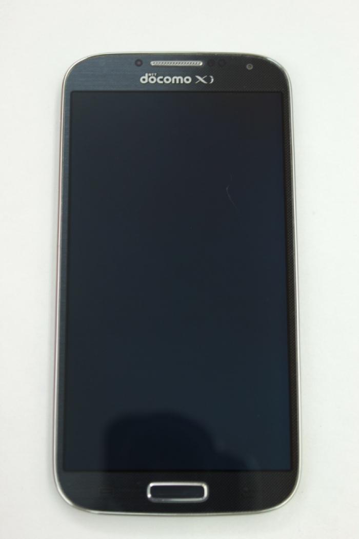【中古】【白ロム】【docomo】Galaxy S4 SC-04E[ブラックミスト]【○判定】