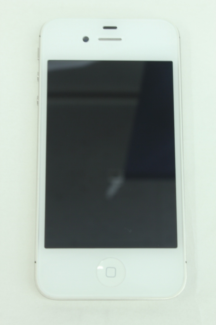 【中古】【白ロム】【SoftBank】iPhone4S 32GB[ホワイト]【△判定】