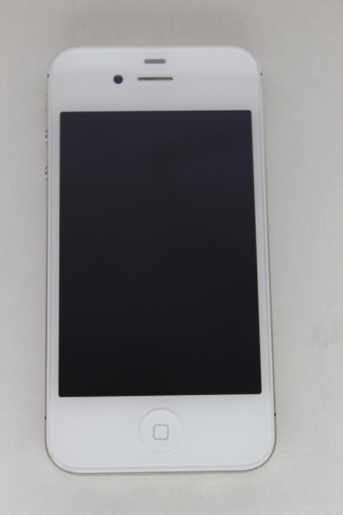 【中古】【白ロム】【au】iPhone4S 32GB[ホワイト]【○判定】
