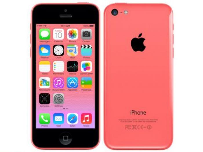 【中古】【白ロム】【SoftBank】iPhone5C 16GB[ピンク][未使用]【○判定】