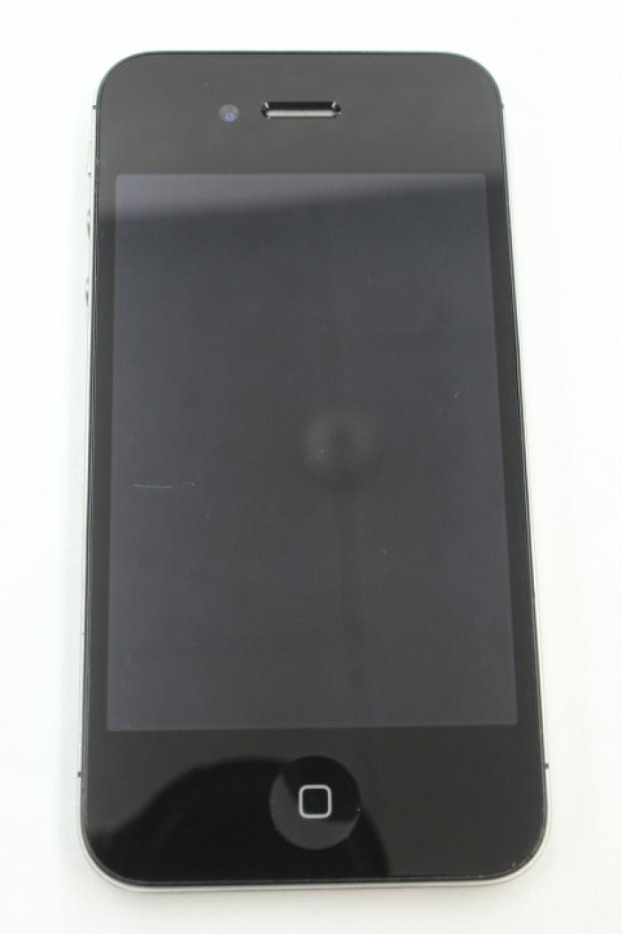 【中古】【白ロム】【SoftBank】iPhone4S 16GB[ブラック]【△判定】