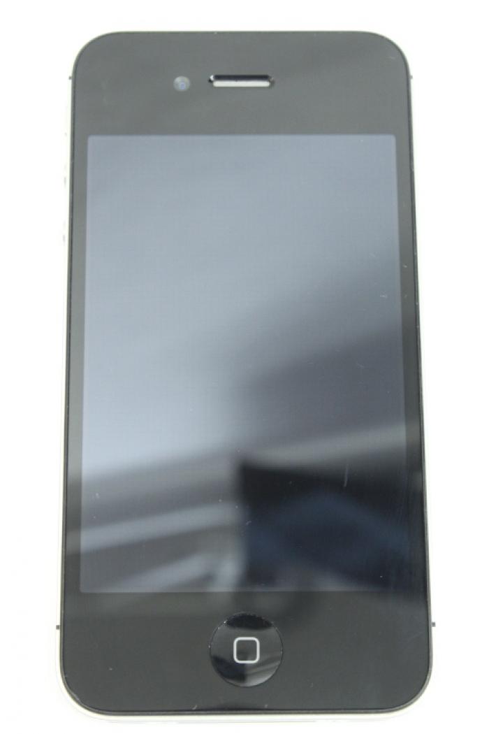 【中古】【白ロム】【SoftBank】iPhone4S 16GB[ブラック]【○判定】
