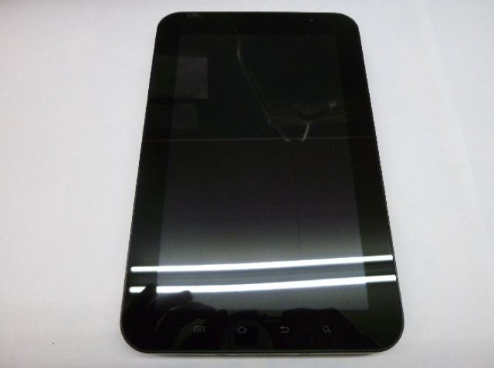 【中古】【白ロム】【docomo】Galaxy Tab SC-01C[シックホワイト]【○判定】