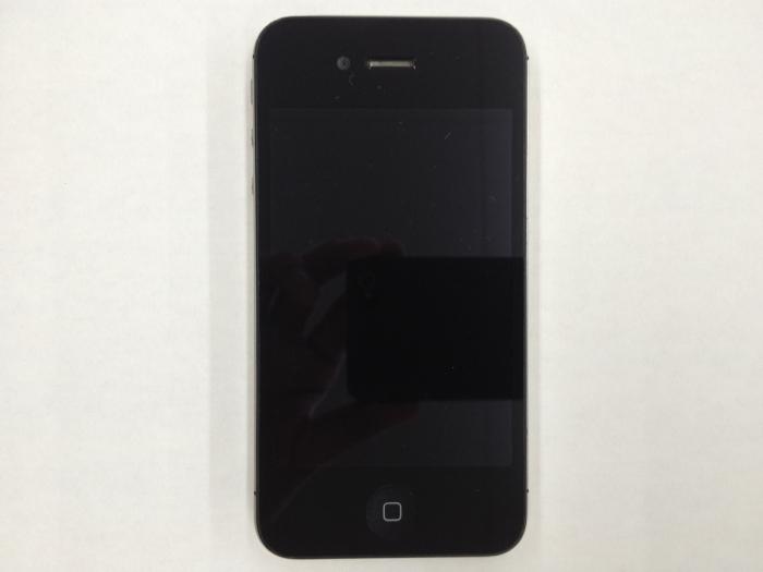 【中古】【白ロム】【SoftBank】iPhone4S 64GB[ブラック]