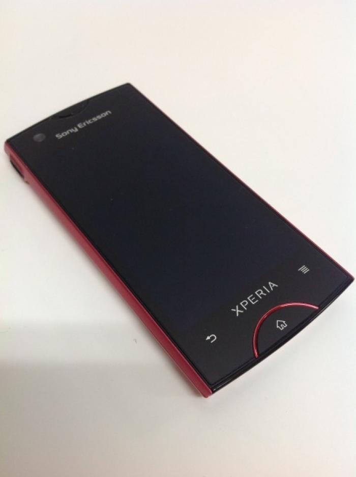 【中古】【白ロム】【docomo】Xperia ray SO-03C[ピンク]