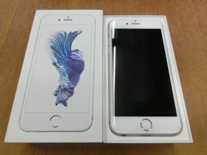 【中古】【白ロム】【SoftBank】iPhone6S 64GB 【Bランク】【〇判定】