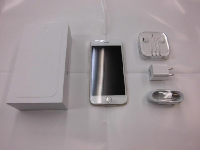 【中古】【白ロム】【docomo】iPhone6 16GB[ゴールド][未使用]