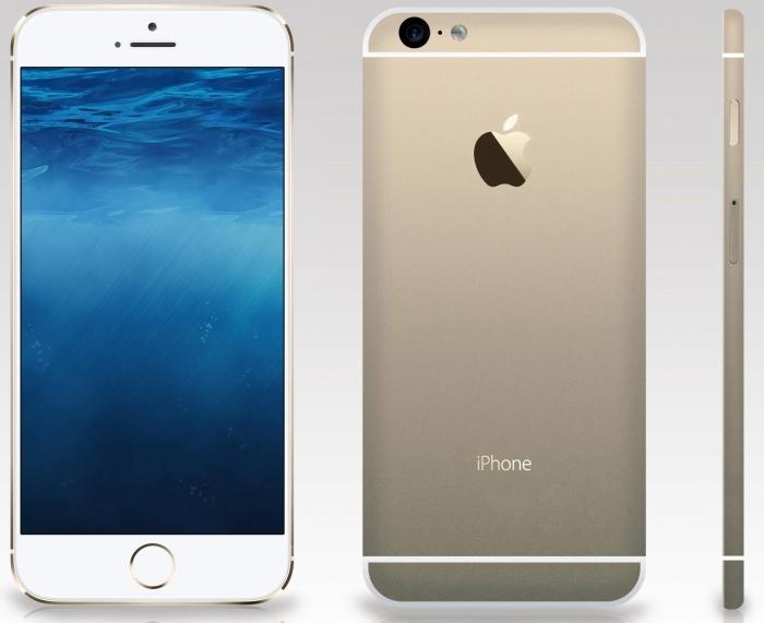 【中古】【白ロム】【docomo】iPhone6 16GB[ゴールド][未使用]【〇判定】