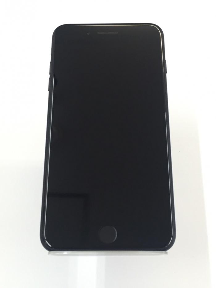 【中古】【白ロム】【au】iPhone7 Plus 256GB【ブラック】【Aランク】【△判定】