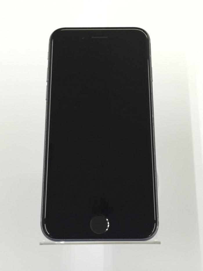 【中古】【白ロム】【SoftBank】iPhone6S 128GB 【スペースグレイ】【Bランク】【〇判定】