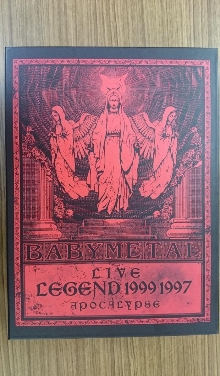 【中古】BABYMETAL LIVE~LEGEND 1999