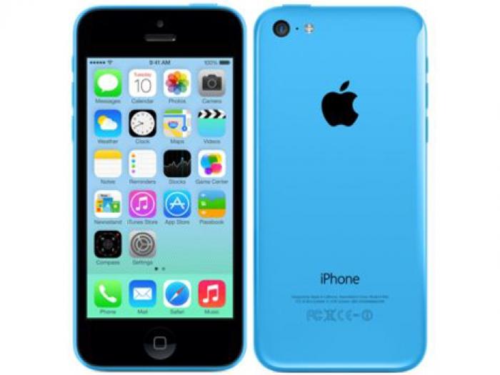 【中古】【白ロム】【SoftBank】iPhone5C 32GB【〇判定】