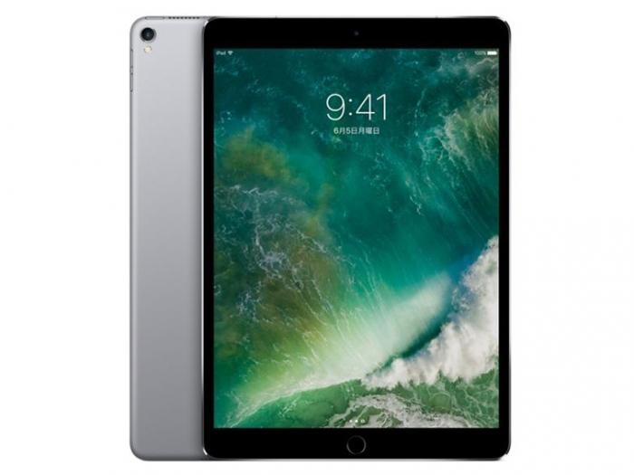 【中古】【白ロム】【SoftBank】iPad Pro Wi-Fi+Cellular 64GB 10.5インチ スーペースグレイ【ABランク】【△判定】【送料無料】