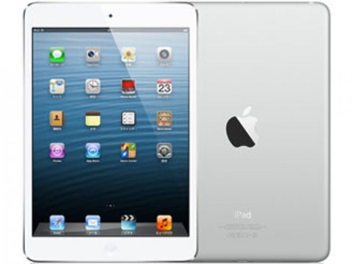 【白ロム】【au】iPad mini Wi-Fi+Cellular 64GB ホワイト&シルバー【ABランク】【〇判定】【送料無料】:ドラマ 本とゲームの販売買取