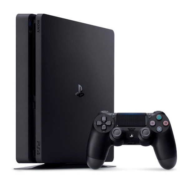【中古】 PS4 本体 1TB 薄型 CUH-2000BB01 / 中古 ゲーム