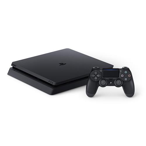 【中古】 PlayStation4 ジェット・ブラック 1TB [CUH-2100BB01] PS4 本体 CUH-2100BB01 / 中古 ゲーム