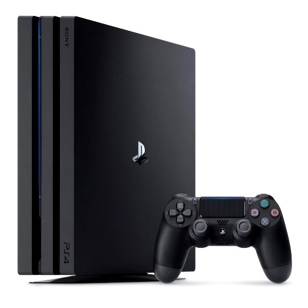 【中古】 プレイステーション4 Pro 1TB CUH-7100BB01 PS4 本体 / 中古 ゲーム