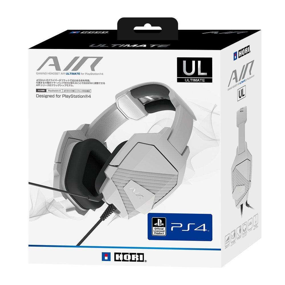【新品】 GAMING HEADSET AIR ULTIMATE PS4-074 / 新品 ゲーム