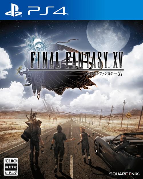【新品】 ファイナルファンタジー15 通常版 PS4 PLJM-84059 / 新品 ゲーム