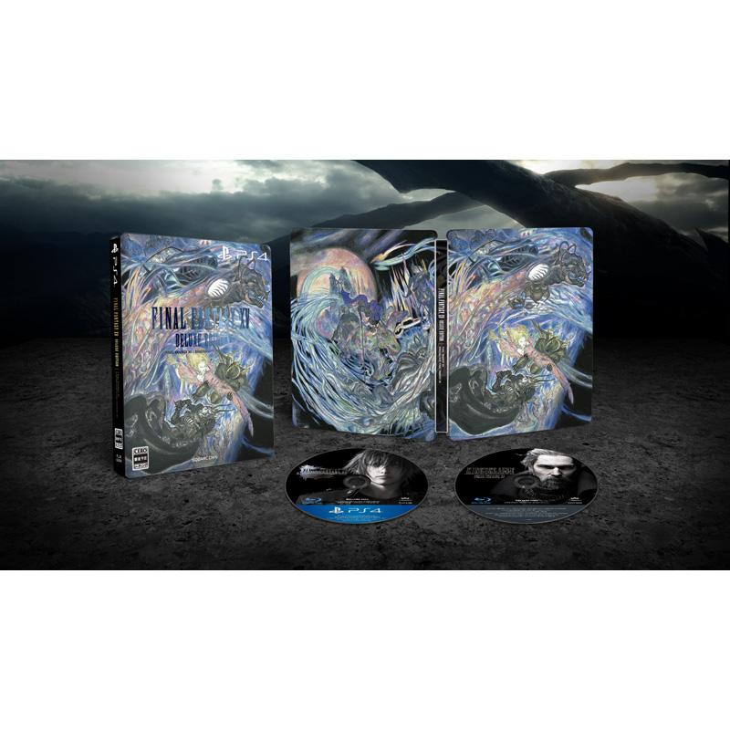 ファイナルファンタジー15 デラックスエディション 【新品】 PS4 ソフト PLJM-84060 / 新品 ゲーム