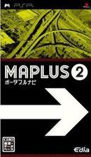 【新品】 MAPLUS ポータブルナビ2 PSP ULJS-00128 / 新品 ゲーム