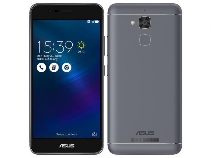【中古】【白ロム】【SIMフリー】ZenFone 3 Max【-判定】