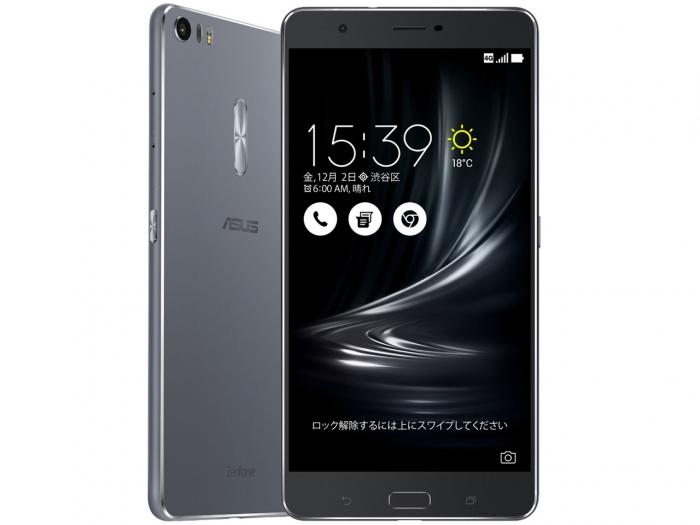 【中古】【白ロム】【SIMフリー】ZenFone 3 Ultra ZU680KL