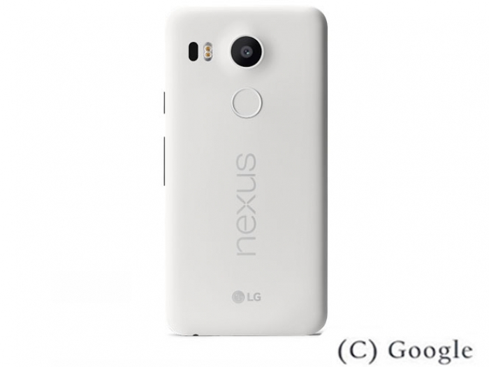 【中古】【白ロム】【docomo】Google Nexus 5X SIMロック解除済み【〇判定】