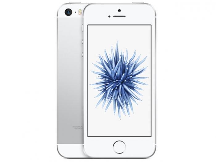 【中古】【白ロム】【docomo】iPhoneSE 64GBSIMロック解除済み【〇判定】