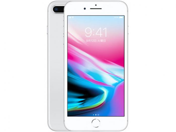 【中古】【白ロム】【au】iPhone8 Plus 64GB【〇判定】