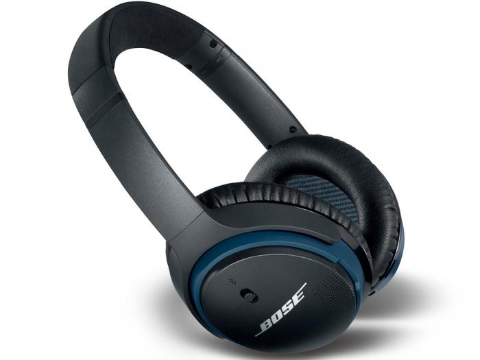 【中古】BOSE SoundLink around-ear wireless headphones II ワイヤレスヘッドフォン