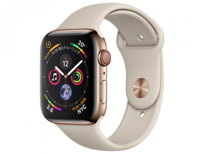 【中古】Apple Apple Watch Series4 GPS+Cellularモデル 44mm MTX42J/A【アップルウォッチ】