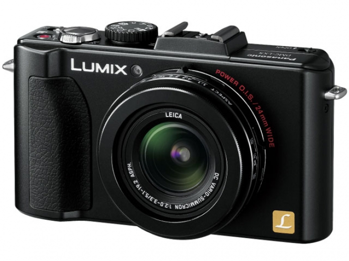 【中古】Panasonic LUMIX DMC-LX5【デジタルカメラ】