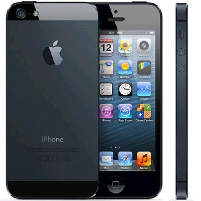 【中古】【白ロム】【au】iPhone5 16GB 【Cランク】【〇判定】【送料無料】