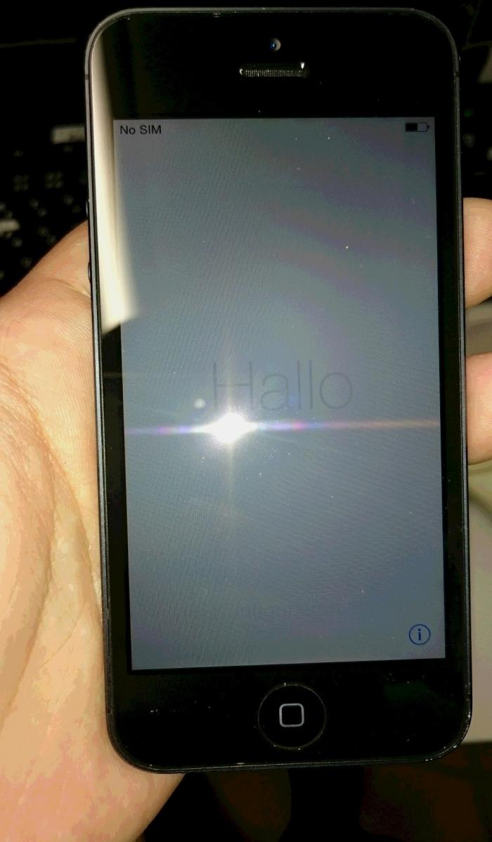 【中古】【SoftBank】iPhone5 64GB【Bランク】【〇判定】【2500円以上送料無料】【白ロム】