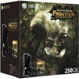 【中古】 XB360 本体 250GB モンスターハンター フロンティア オンライン トライアルパック RKI-00056 / 中古 ゲーム