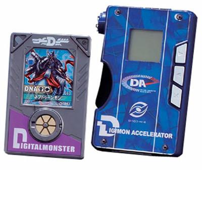 Digimon Accel 自然基因组了宏伟的蓝图