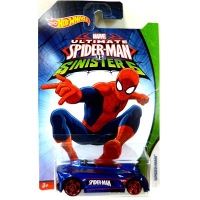 即納送料無料 ホットウィール スパイダーマン 百貨店 MONOPOSTO
