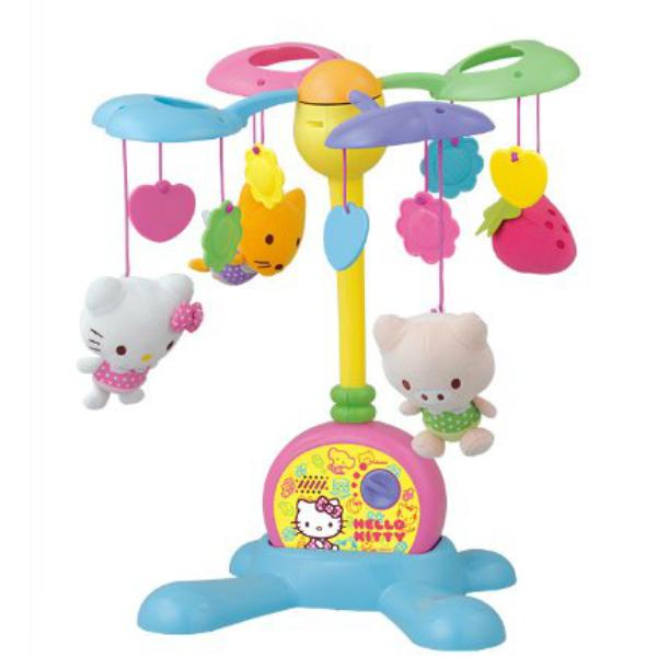 Hello Kitty やすらぎふわふわメリー No.5361