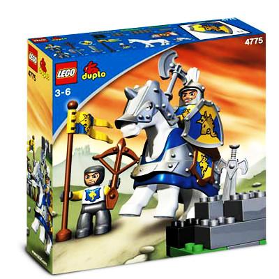 LEGO レゴ duplo 4775 騎士と家来