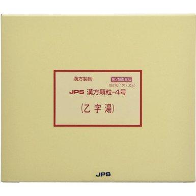 【第2類医薬品】JPS漢方顆粒-4号 180包 4987438070446 【取寄商品】