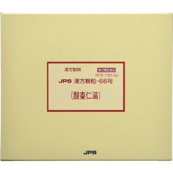 【第2類医薬品】JPS漢方顆粒-66号 180包 4987438076646 【取寄商品】