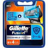 ジレット プロシールドクール 供え 替刃 4個入 最新アイテム 4902430651103 取寄商品