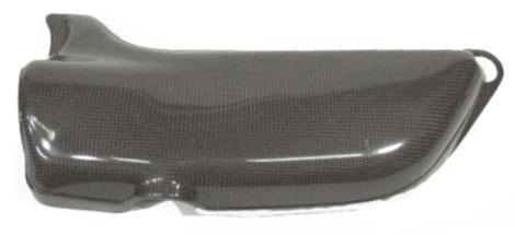 【ドレミコレクション】Z1 サイドカバー・左 カーボン製