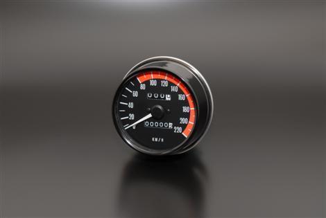 Z2 スピードメーター220km