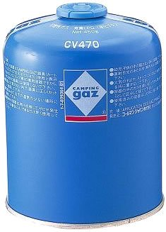 【新品】 CAMPINGAZ(キャンピングガス) LPガス燃料 CV470 39315