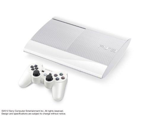 【新品】 PlayStation 3 250GB クラシック・ホワイト (CECH-4000B LW)